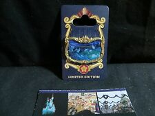 Walt Disney World Dumbo Storybook circus Storks Arrival LE 1500 pin FantasyLand