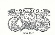 Dansco 1 inch Corrosion-Inhibiting SlipCase/DustCover