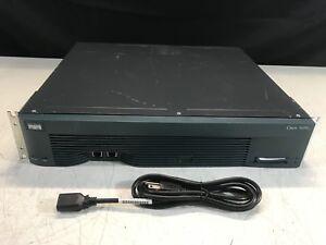 Cisco 3600 Series 3640 Modular Access Router with NM-1E2W   SN: JAB051981PZ