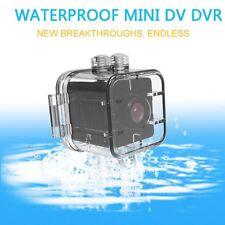 Mini camara impermeable SQ12 HD Camara de accion deportiva Videocamara de v L9W2