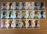 MATCH ATTAX EXTRA 2009/10 FULL SET OF ALL 20 MAN OF THE MATCH CARDS