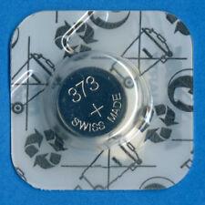 4 x 373 SR916SW V373 D373 SR68 1.55V Silver Oxide Watch Cell Batteries Rayovac
