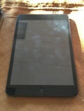 Apple iPad Mini 16GB Black Model A1432 Password Locked