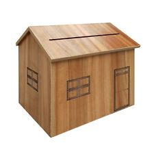 Church Shape  Church Collection Box Tithing Donation Box Fundraising Charity Box