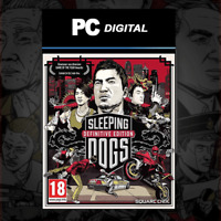 Sleeping Dogs Definitive Edition (PC) - Steam Key [GLOBAL] ✅ REGION FREE