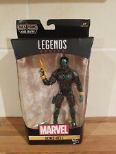 Marvel Legends Captain Marvel Series Genis-Vell Action Figure boxed