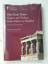 The Great Tours: Greece and Turkey from Athens to Istanbul - Great Courses
