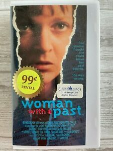 Woman With A Past VHS Pamela Reed Carrie Snodgrass Paul Le Mat Nick Stahl 1994