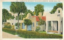 DAYTONA BEACH FL – Osceola-Gramatan A Few of the Cottages