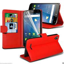 Étuis, housses et coques rouge HTC HTC One M8 pour téléphone mobile et assistant personnel (PDA)