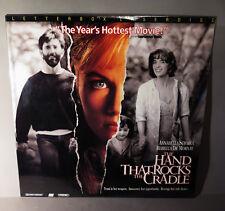 7024:THE HAND THAT ROCKS THE CRADLE,Thriller,Laserdisc,verschweißt und neu,Nr.1