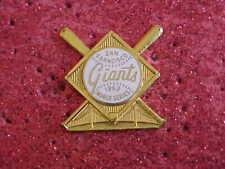 1962 San Francisco Giants World Series Media Press Pin - New York Yankees (27th)
