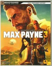 MAX PAYNE 3 Guida Ufficiale ed. Multiplayer - PS3, XBOX 360,PC