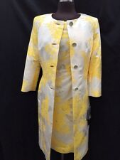ALBERT NIPON DRESS SUIT/NEW WITH TAG/RETAIL$320/SIZE 6/LINED/KNEE LENGTH