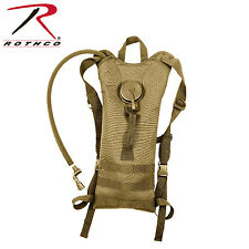 Rotcho Molle 3Lt. Backstrap Hydration Model2825 Coyote Br & FREE CAN OPENER