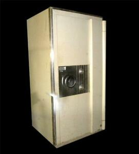 Kumahira Mobile Series Large Double Combination Safe / Vault 3.75' X 3.5' X 7'