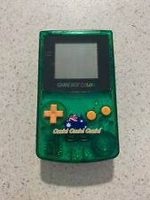 Nintendo Game Boy Color (Australia Ozzie Aussie Edition Colour)