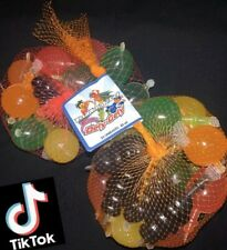 Dely Gely Fruit Jelly 25 Pieces Count Per Bag FREE SHIPPING Tik Tok CANDY 1 Bag