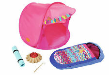 Zapf Creation 823743 Baby Born Play&Fun Camping Set