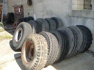 Rad Reifen auf Felge 12,5-20 bzw. 12.00-20 , 12.00R20 für HW60 HW80