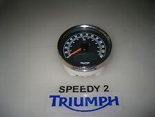 TRIUMPH BONNEVILLE T100 EFI SE SCRAMBLER EFI SPEEDO CLOCK INSTRUMENT MPH 2503032