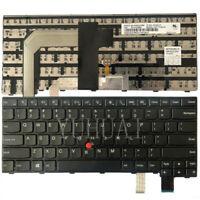 Laptop US keyboard New for Lenovo Thinkpad T460S T470S NO Backlit 01EN600