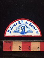 Bolivar SA de Seguros Advertising / Uniform Patch Columbia Insurance Co. S73L