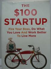 """The $100 Startup By Chris Guillebeau Paperback  In """"Excellent"""" Condition"""