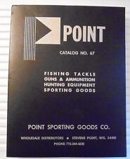 Point Sporting Goods Calalog #67   1967/68  Softcover