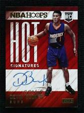 2015-16 Panini NBA Hoops Hot Signatures Devin Booker #HS-DB Rookie Auto