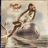 Pretty Things – Silk Torpedo : 1st Pressing 1974 Vinyl LP Monarch Press VG+