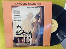 LP BO OST - BUTTERFLY  -  ENNIO MORRICONE - GENERAL MUSIC 803.034