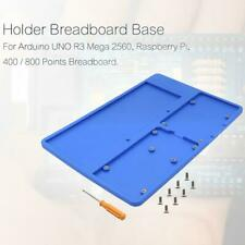 5 in 1 RAB Holder Breadboard ABS Base Plate for Arduino UNO R3 MEGA2560