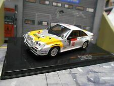 OPEL MANTA B 400 Rallye Africa Safari 1984 #10 Aaltonen Gr.B RAR IXO 1:43