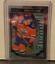 Connor mcdavid rc platinum rookie