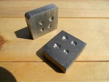 Browning rivet bucking block part for easier rivet installation