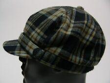 MANHATTAN HAT COMPANY - OSFM STRETCH FIT CADET CABBIE STYLE CAP HAT!