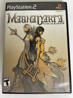 Magna Carta: Tears of Blood for PlayStation 2 PS2 / WITH MANUAL / Tested