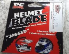 PC RACING MX, ATV, & Motorcycle  Jagged Helmet Mohawk