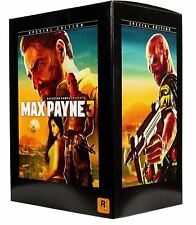 NEW Large Statue Figurine only from the Max Payne 3 Collector's Edition game *