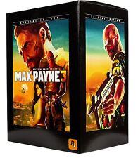 Nueva estatuilla estatua de gran tamaño sólo desde el Max Payne 3 Edición Coleccionista Juego *