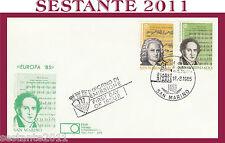 SAN MARINO FDC FAIP F.A.I.P. EUROPA UNITA 85 '85 1985 (436)