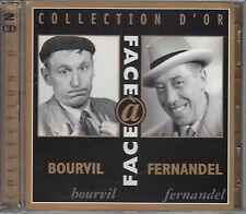 BOURVIL & FERNANDEL – Collection d'Or (Hot Town/Paradiso – Belgium, 2005) - 2CD