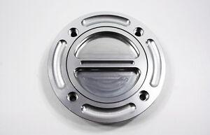 Suzuki Silver Billet Gas Fuel Cap GSX1400 SV650S TL1000 V-STROM 1000 V-STROM 650