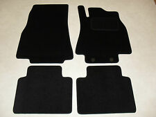 Mercedes B Class 2005-12 (W245) Fully Tailored Deluxe Car Mats in Black.