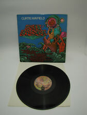 LP - CURTIS MAYFIELD - SWEET EXORCIST BUDDAH RECORDS  1974