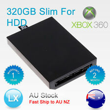 AU 320GB 320G HDD Slim Hard Drive SATA Internal For Microsoft Xbox 360 Xbox360