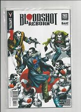Bloodshot Reborn #1 Neal Adams BAM! Variant  - Only 1200 Printed! NM
