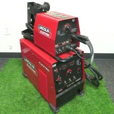 Lincoln Flextec 450 Multi Process Welder With Lincoln Lf 72 And Welding Gun