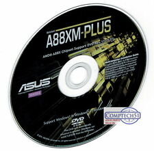 ASUS A88XM-PLUS MOTHERBOARD DRIVERS M4564 WIN 7 8 8.1 10 DUAL